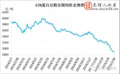 2015年1月豆粕市场行情回顾