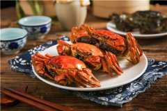 大闸蟹的做法有哪些?这样做肉质鲜嫩爆膏爆黄!