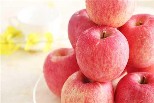 水果苹果的功效与作用
