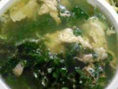 蒲公英菜打汤怎么做,蒲公英菜做汤做法