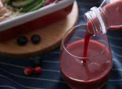 蓝莓黑加仑汁的功效与作用