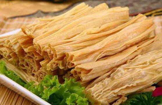 支竹和腐竹的区别 吃腐竹的好处