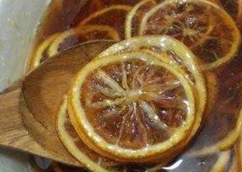 柠檬炖冰糖的功效与作用