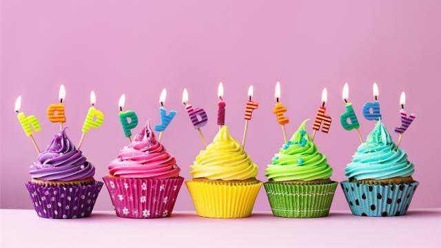 生日快乐文案朋友圈祝自己