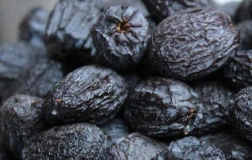 黑柿枣的功效与作用 吃黑柿枣的好处有哪些