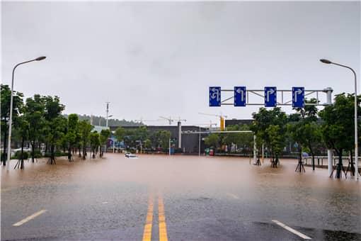 河南暴雨紧急求助信息
