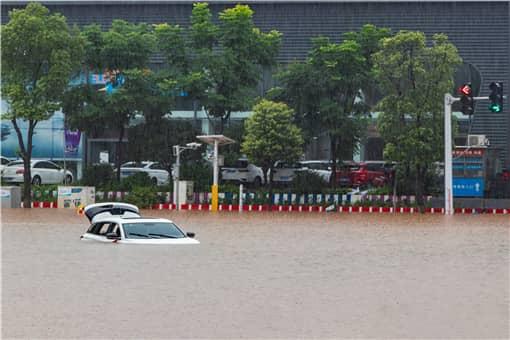 直播:多路直击河南防汛现场