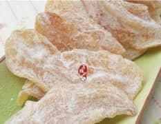 杨桃干的功效与作用,吃杨桃干的好处