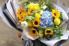教师节送什么花合适,那些花送给老师好