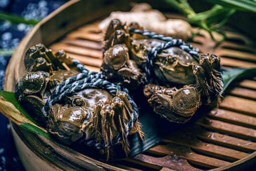 螃蟹公母哪个好吃