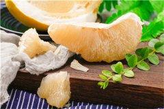 柚子怎么剥皮肉分离?教你几个剥柚子的正确方法!